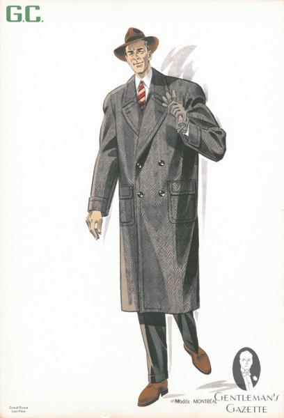 50S Casual Fashion