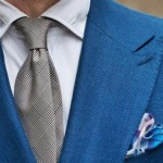 Prince of Wales plaid tie – The Shoe Snob and Timothy Everest event (PL)