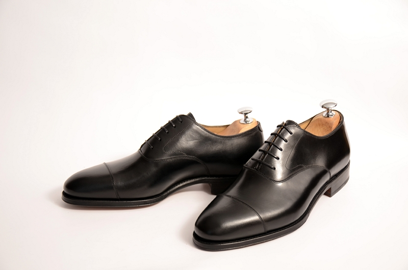 Meermin black oxford2