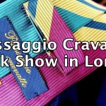 Passaggio Cravatte Trunk Show in London