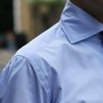 Summer chambray shirt