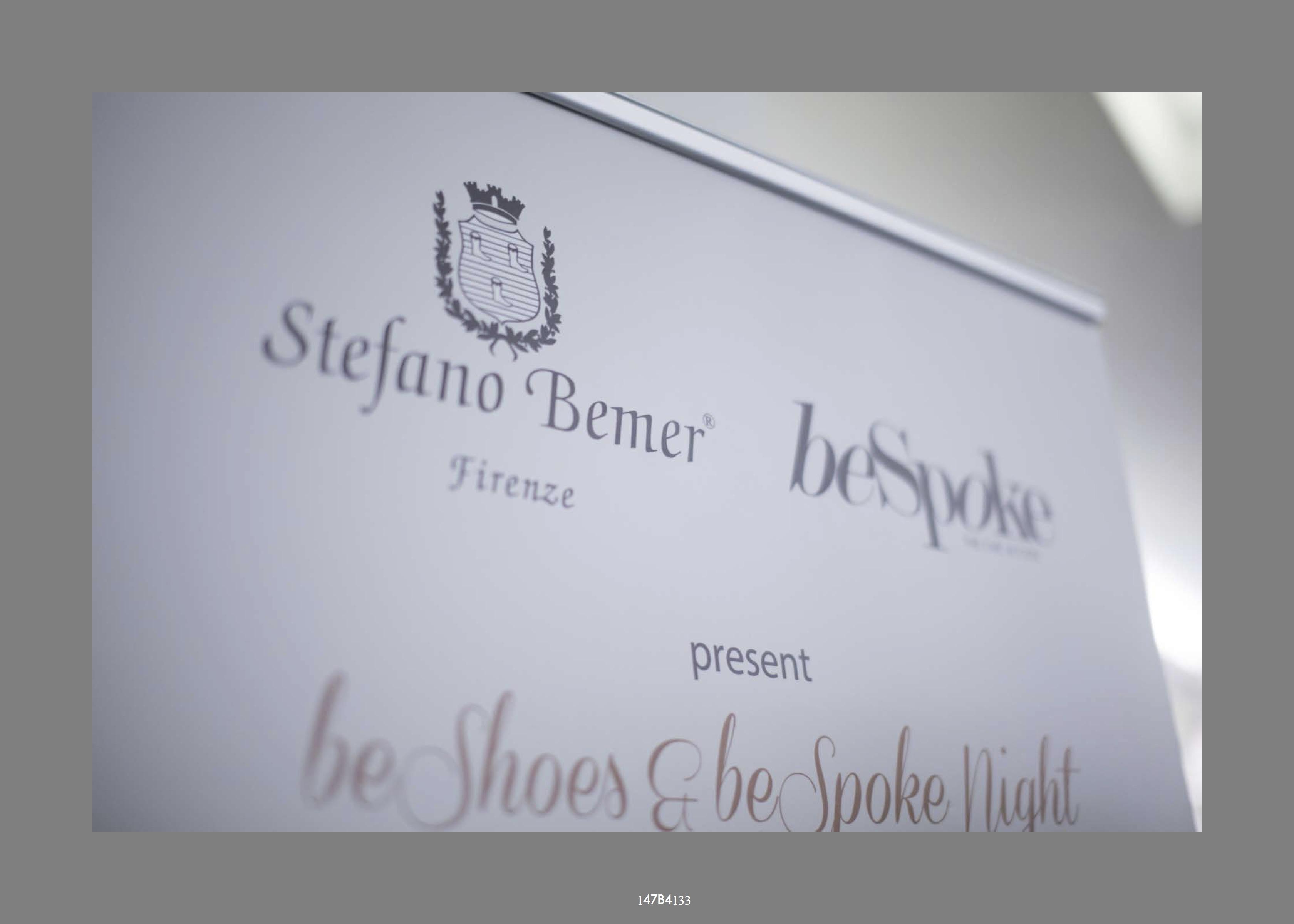 Stefano Bemer event