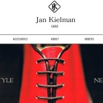Jan Kielman bespoke – new website