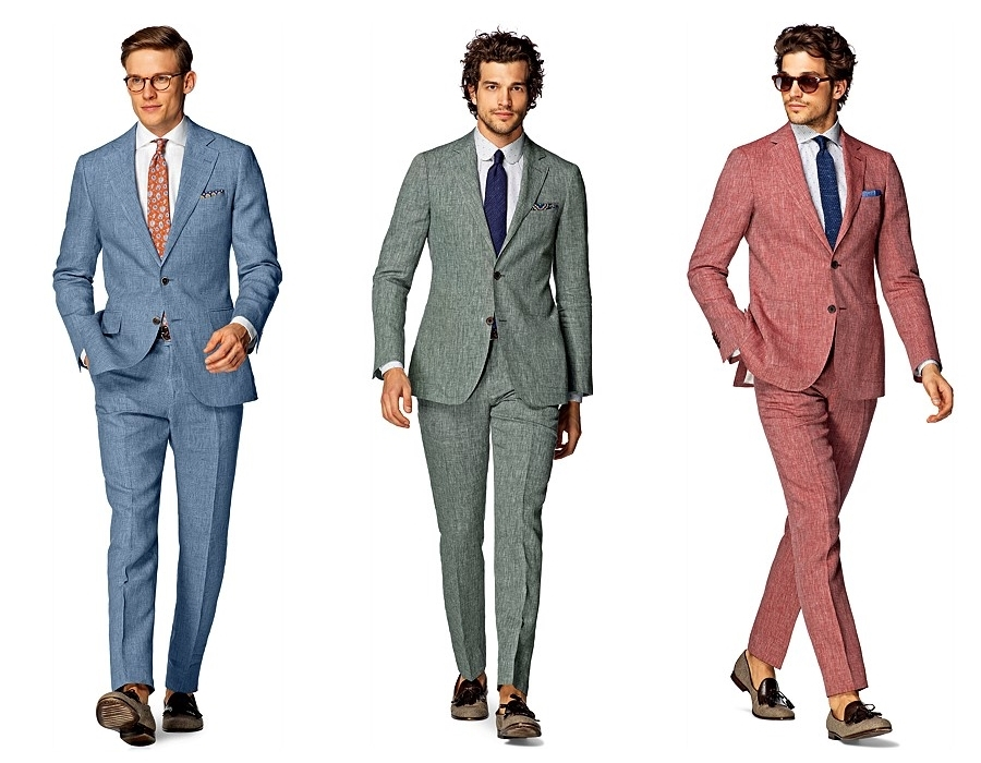suitsupply summer collection