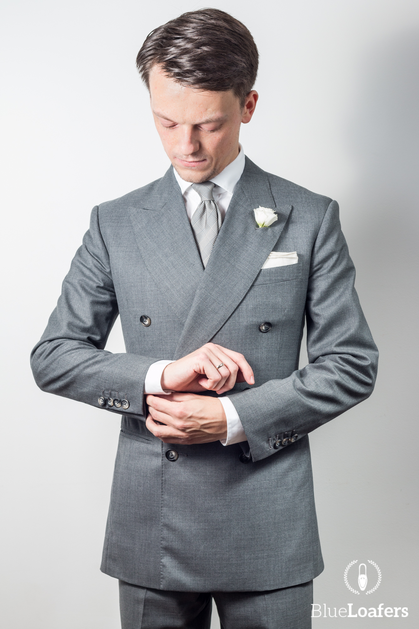 Old Fashioned Dark Gray Suit Wedding Festooning - All Wedding ...