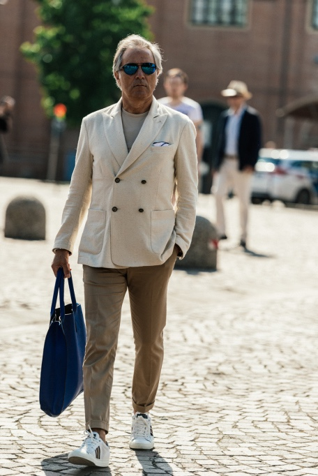 Photo: sprezzatura eleganza blog