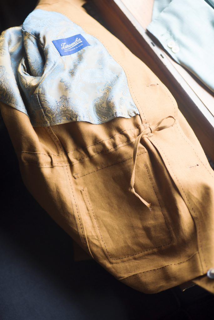 zaremba safari jacket