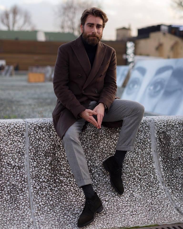 Fernando Fria of Norman Vilalta (photo credit: Charles-Edouard Woisselin www.desgensenphoto.com