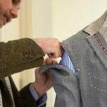 BnTailor bespoke suit – 1st fitting