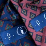 Blue Loafers & Poszetka tie collection AW16