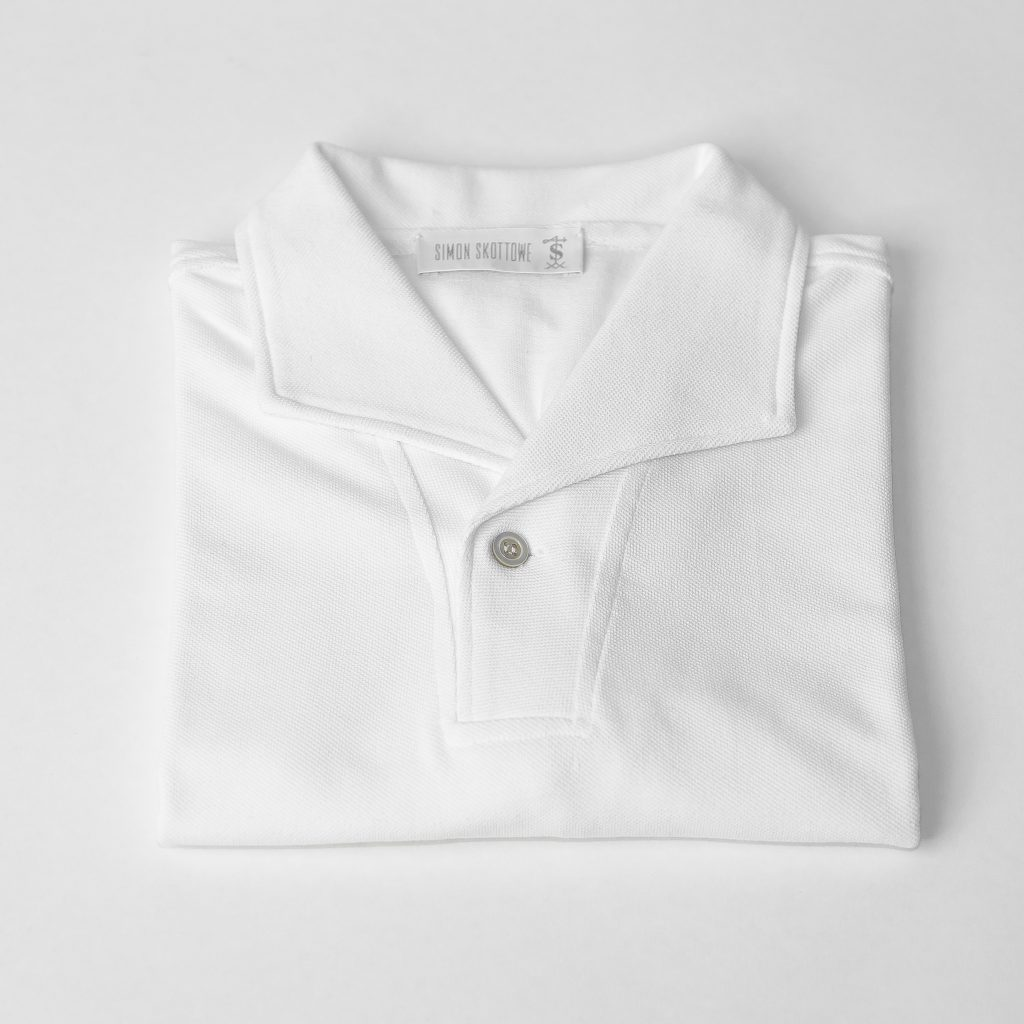 Simon Skottowe polo shirt