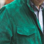Stoffa suede field jacket