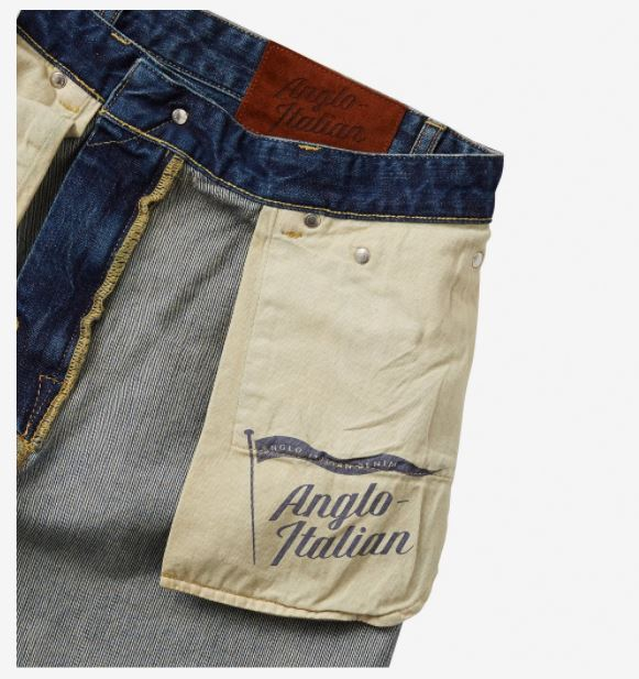 anglo-italian jeans